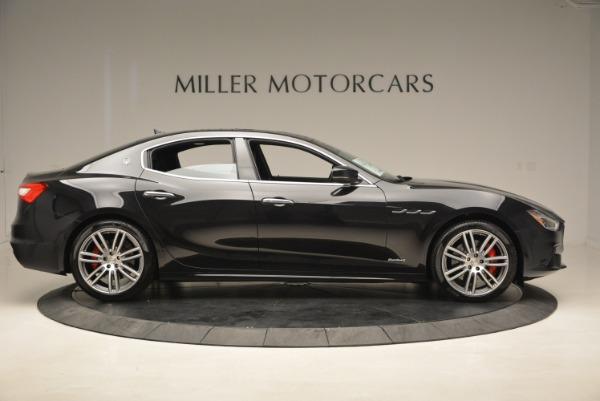 New 2018 Maserati Ghibli S Q4 GranLusso for sale Sold at Alfa Romeo of Westport in Westport CT 06880 9