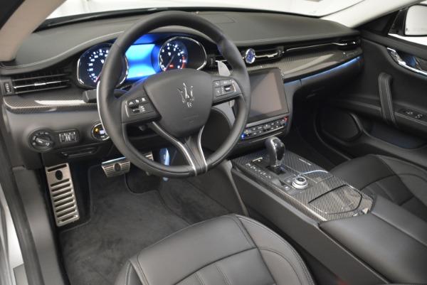 Used 2018 Maserati Quattroporte S Q4 Gransport for sale $69,900 at Alfa Romeo of Westport in Westport CT 06880 12
