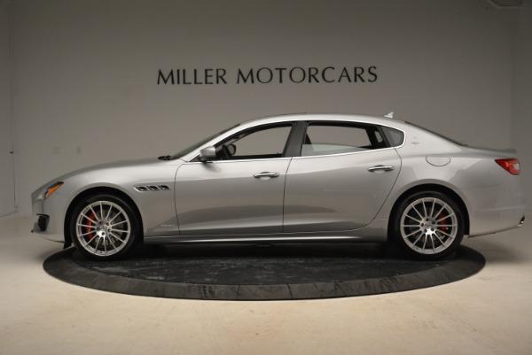 Used 2018 Maserati Quattroporte S Q4 Gransport for sale $69,900 at Alfa Romeo of Westport in Westport CT 06880 2