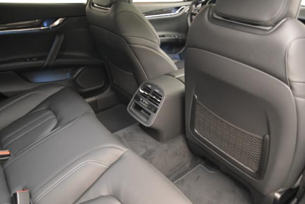 Used 2018 Maserati Quattroporte S Q4 Gransport for sale $69,900 at Alfa Romeo of Westport in Westport CT 06880 22
