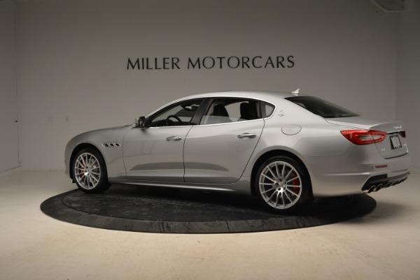 Used 2018 Maserati Quattroporte S Q4 Gransport for sale $69,900 at Alfa Romeo of Westport in Westport CT 06880 3