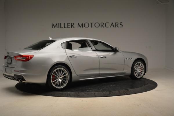 Used 2018 Maserati Quattroporte S Q4 Gransport for sale $69,900 at Alfa Romeo of Westport in Westport CT 06880 7