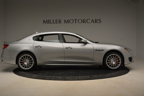 Used 2018 Maserati Quattroporte S Q4 Gransport for sale $69,900 at Alfa Romeo of Westport in Westport CT 06880 8