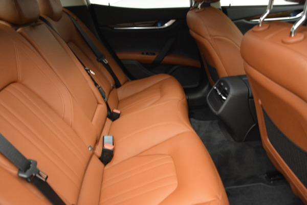 New 2018 Maserati Ghibli S Q4 for sale Sold at Alfa Romeo of Westport in Westport CT 06880 25