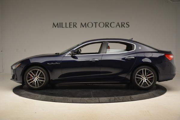 New 2018 Maserati Ghibli S Q4 for sale Sold at Alfa Romeo of Westport in Westport CT 06880 3