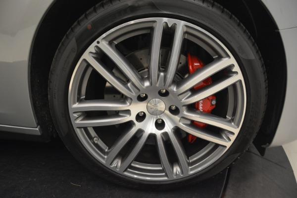 Used 2018 Maserati Ghibli S Q4 for sale Sold at Alfa Romeo of Westport in Westport CT 06880 12