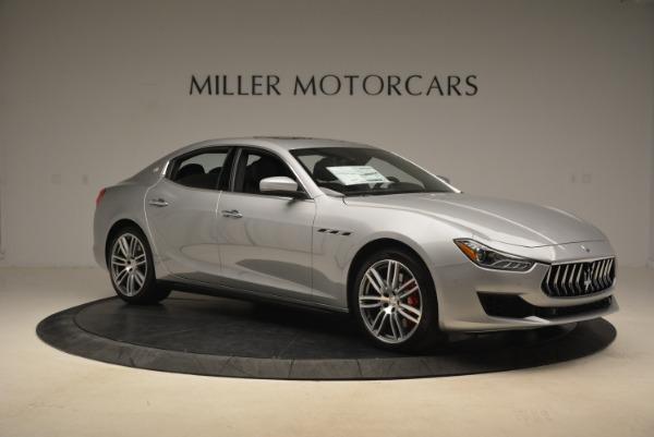 Used 2018 Maserati Ghibli S Q4 for sale Sold at Alfa Romeo of Westport in Westport CT 06880 9