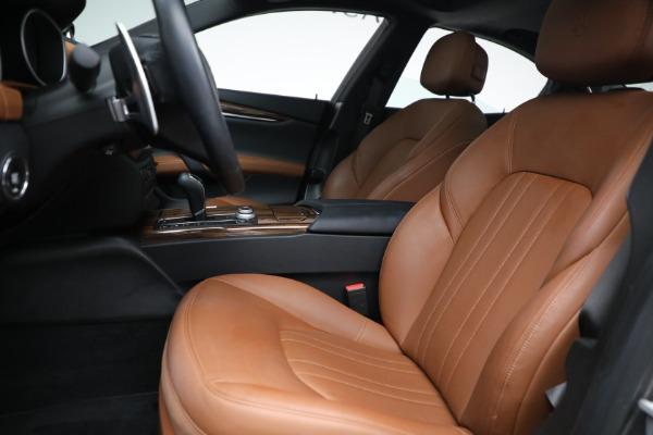 Used 2018 Maserati Ghibli S Q4 for sale $54,900 at Alfa Romeo of Westport in Westport CT 06880 14