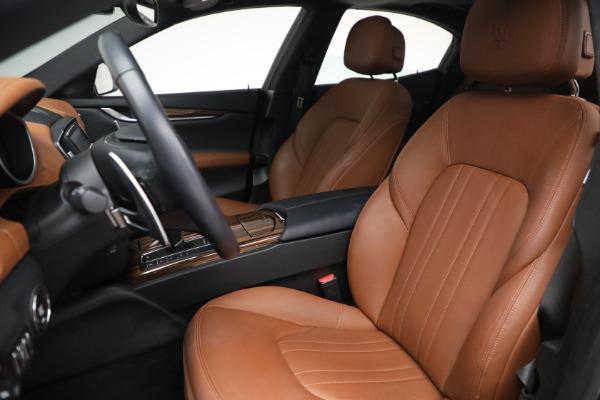 Used 2018 Maserati Ghibli S Q4 for sale $54,900 at Alfa Romeo of Westport in Westport CT 06880 15