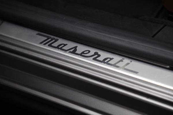 Used 2018 Maserati Ghibli S Q4 for sale $54,900 at Alfa Romeo of Westport in Westport CT 06880 20