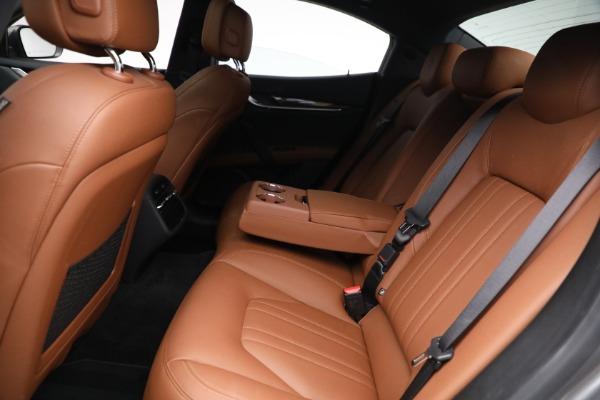 Used 2018 Maserati Ghibli S Q4 for sale $54,900 at Alfa Romeo of Westport in Westport CT 06880 22