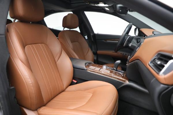 Used 2018 Maserati Ghibli S Q4 for sale $54,900 at Alfa Romeo of Westport in Westport CT 06880 27