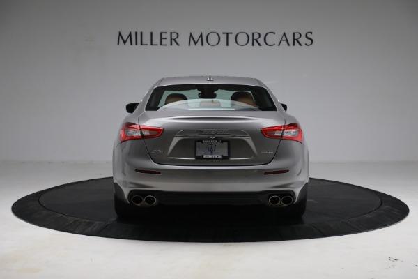 New 2018 Maserati Ghibli S Q4 for sale Sold at Alfa Romeo of Westport in Westport CT 06880 6