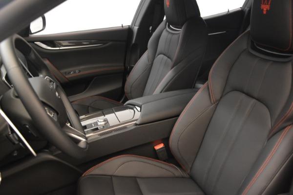 New 2018 Maserati Ghibli S Q4 GranSport for sale Sold at Alfa Romeo of Westport in Westport CT 06880 15