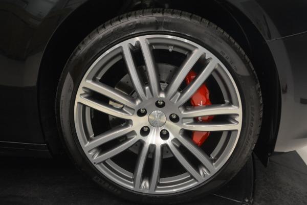 New 2018 Maserati Ghibli S Q4 GranSport for sale Sold at Alfa Romeo of Westport in Westport CT 06880 25