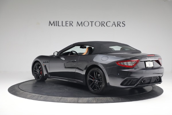 New 2018 Maserati GranTurismo MC Convertible for sale Sold at Alfa Romeo of Westport in Westport CT 06880 15