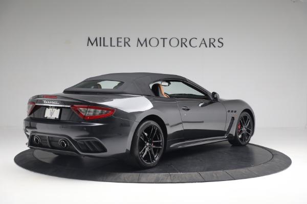 New 2018 Maserati GranTurismo MC Convertible for sale Sold at Alfa Romeo of Westport in Westport CT 06880 16
