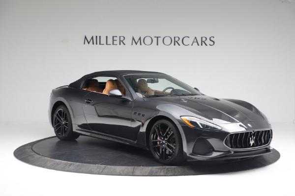 New 2018 Maserati GranTurismo MC Convertible for sale Sold at Alfa Romeo of Westport in Westport CT 06880 18