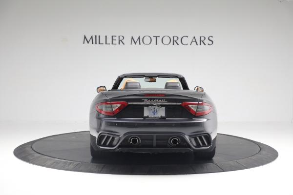 New 2018 Maserati GranTurismo MC Convertible for sale Sold at Alfa Romeo of Westport in Westport CT 06880 6