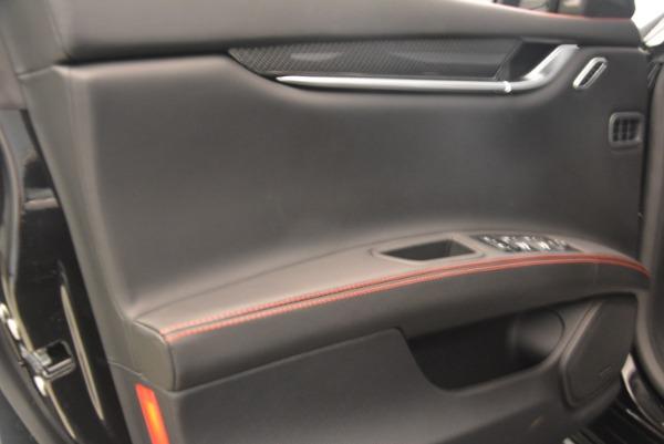 New 2018 Maserati Ghibli S Q4 Gransport for sale Sold at Alfa Romeo of Westport in Westport CT 06880 18