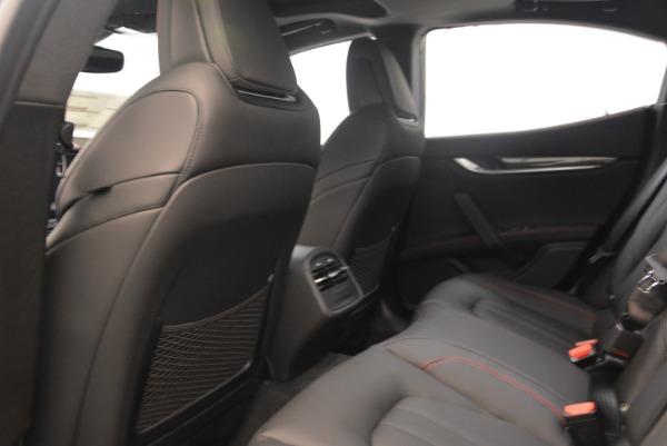 New 2018 Maserati Ghibli S Q4 Gransport for sale Sold at Alfa Romeo of Westport in Westport CT 06880 20