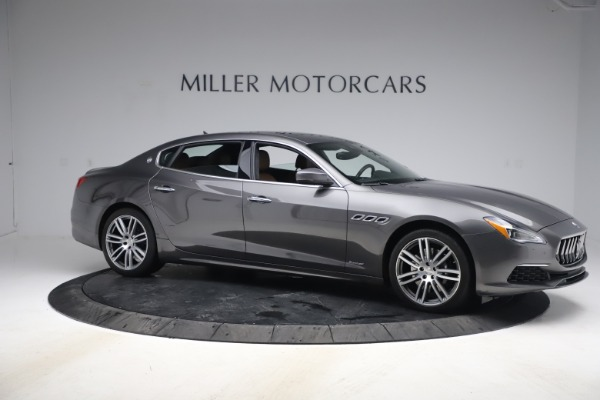 Used 2018 Maserati Quattroporte S Q4 GranLusso for sale $69,900 at Alfa Romeo of Westport in Westport CT 06880 10