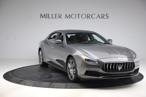 Used 2018 Maserati Quattroporte S Q4 GranLusso for sale $69,900 at Alfa Romeo of Westport in Westport CT 06880 11