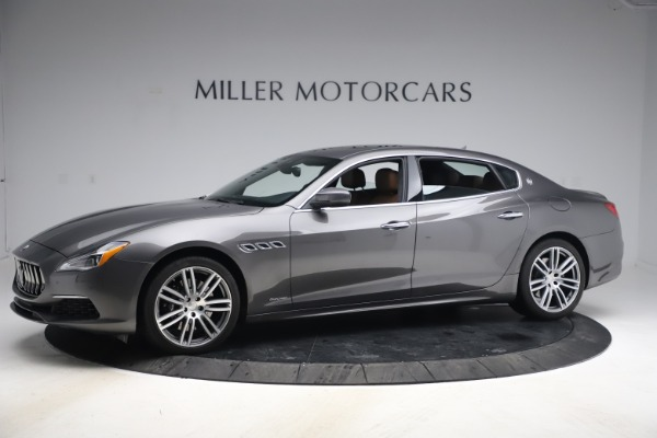 Used 2018 Maserati Quattroporte S Q4 GranLusso for sale $69,900 at Alfa Romeo of Westport in Westport CT 06880 2