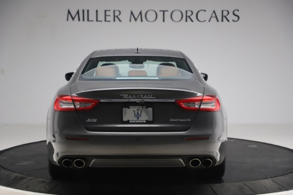 Used 2018 Maserati Quattroporte S Q4 GranLusso for sale $69,900 at Alfa Romeo of Westport in Westport CT 06880 6