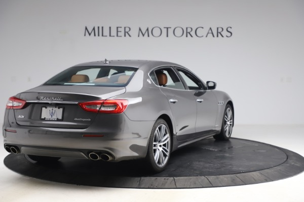 Used 2018 Maserati Quattroporte S Q4 GranLusso for sale $69,900 at Alfa Romeo of Westport in Westport CT 06880 7