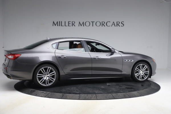 Used 2018 Maserati Quattroporte S Q4 GranLusso for sale $69,900 at Alfa Romeo of Westport in Westport CT 06880 8
