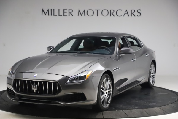 Used 2018 Maserati Quattroporte S Q4 GranLusso for sale $69,900 at Alfa Romeo of Westport in Westport CT 06880 1
