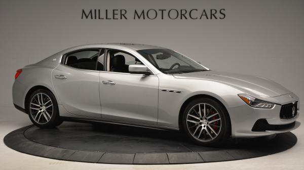 New 2016 Maserati Ghibli S Q4 for sale Sold at Alfa Romeo of Westport in Westport CT 06880 10
