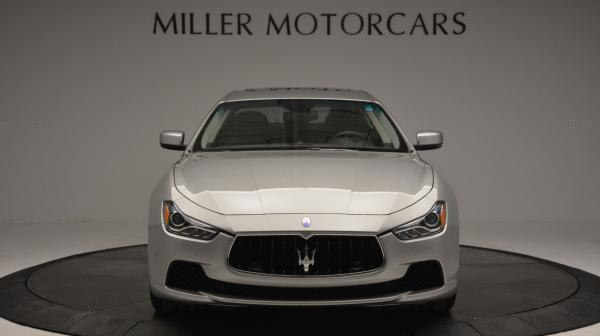 New 2016 Maserati Ghibli S Q4 for sale Sold at Alfa Romeo of Westport in Westport CT 06880 12