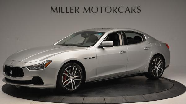 New 2016 Maserati Ghibli S Q4 for sale Sold at Alfa Romeo of Westport in Westport CT 06880 2