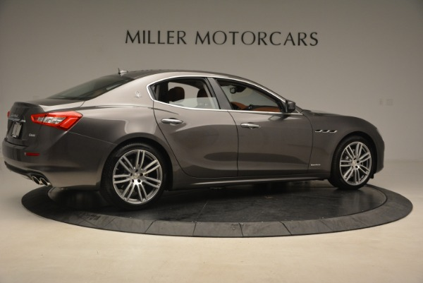 New 2018 Maserati Ghibli S Q4 GranLusso for sale Sold at Alfa Romeo of Westport in Westport CT 06880 8