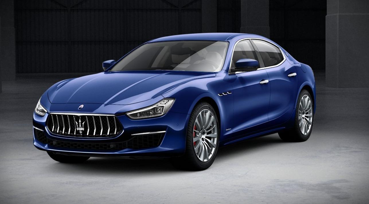 New 2018 Maserati Ghibli S Q4 GranLusso for sale Sold at Alfa Romeo of Westport in Westport CT 06880 1