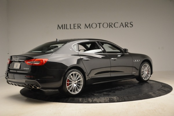 New 2018 Maserati Quattroporte S Q4 Gransport for sale Sold at Alfa Romeo of Westport in Westport CT 06880 10