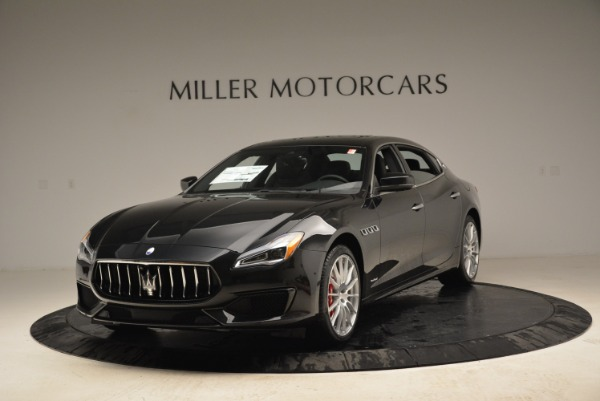 New 2018 Maserati Quattroporte S Q4 Gransport for sale Sold at Alfa Romeo of Westport in Westport CT 06880 2