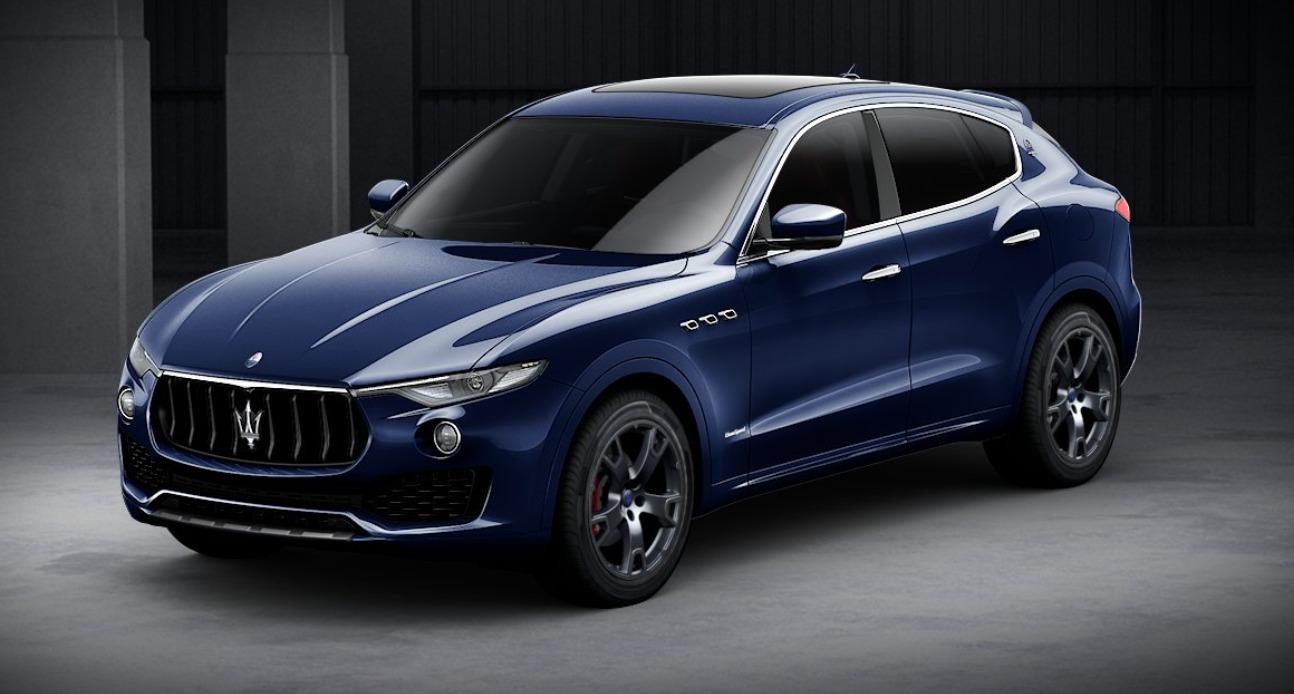 New 2018 Maserati Levante Q4 GranSport for sale Sold at Alfa Romeo of Westport in Westport CT 06880 1