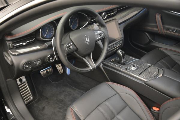 New 2018 Maserati Quattroporte S Q4 Gransport for sale Sold at Alfa Romeo of Westport in Westport CT 06880 15
