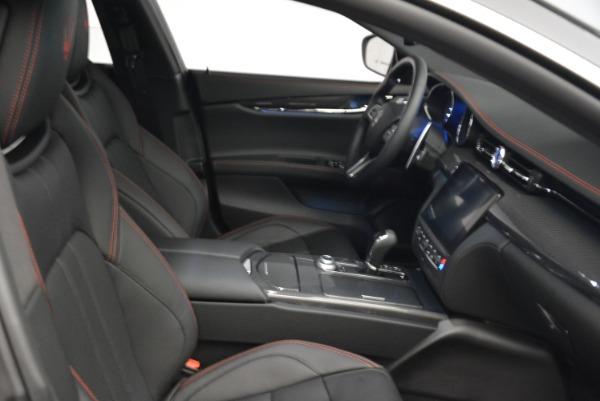 New 2018 Maserati Quattroporte S Q4 Gransport for sale Sold at Alfa Romeo of Westport in Westport CT 06880 22
