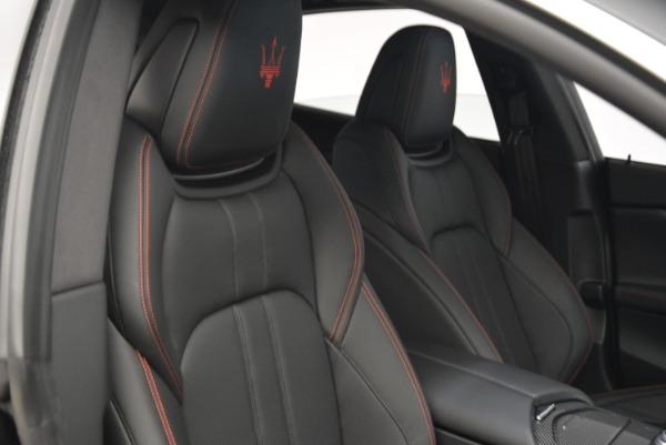 New 2018 Maserati Quattroporte S Q4 Gransport for sale Sold at Alfa Romeo of Westport in Westport CT 06880 23