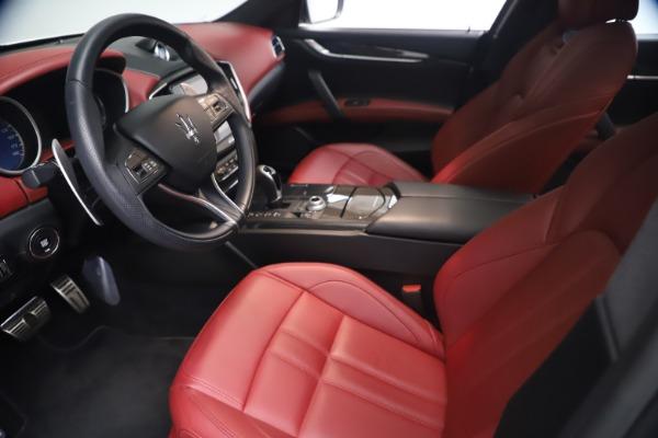Used 2018 Maserati Ghibli S Q4 GranSport for sale Call for price at Alfa Romeo of Westport in Westport CT 06880 13