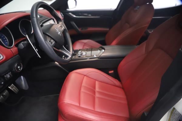 Used 2018 Maserati Ghibli S Q4 GranSport for sale Call for price at Alfa Romeo of Westport in Westport CT 06880 14