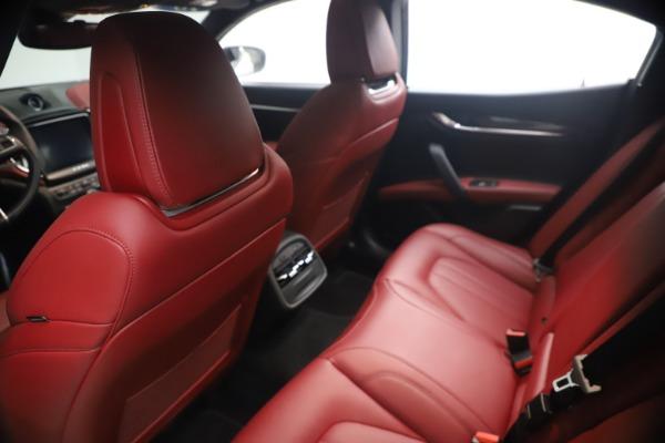 Used 2018 Maserati Ghibli S Q4 GranSport for sale Call for price at Alfa Romeo of Westport in Westport CT 06880 18