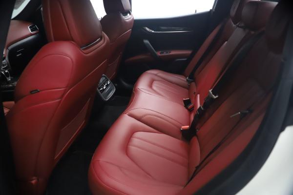 Used 2018 Maserati Ghibli S Q4 GranSport for sale Call for price at Alfa Romeo of Westport in Westport CT 06880 19