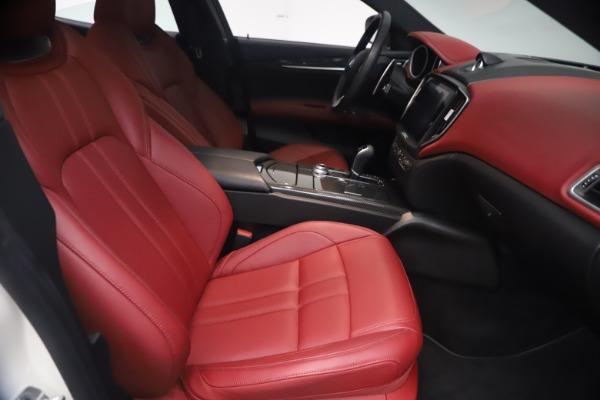 Used 2018 Maserati Ghibli S Q4 GranSport for sale Call for price at Alfa Romeo of Westport in Westport CT 06880 23