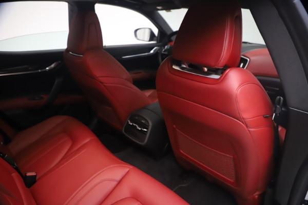 Used 2018 Maserati Ghibli S Q4 GranSport for sale Call for price at Alfa Romeo of Westport in Westport CT 06880 25