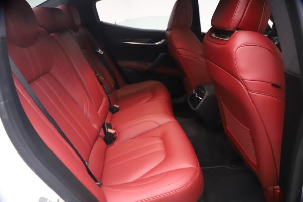 Used 2018 Maserati Ghibli S Q4 GranSport for sale Call for price at Alfa Romeo of Westport in Westport CT 06880 26